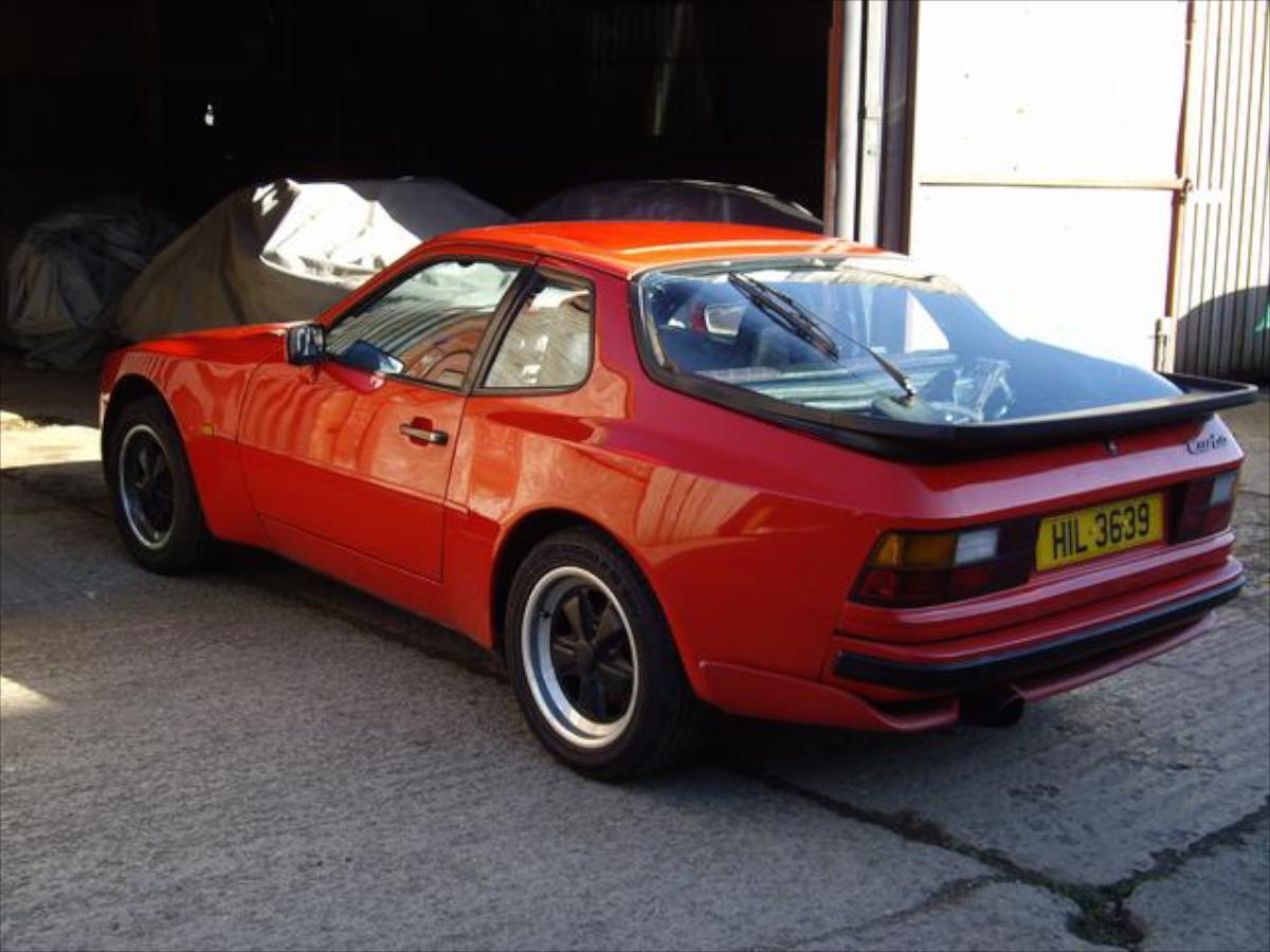 Buying Classic Porsche 944 Turbo Ferdinand