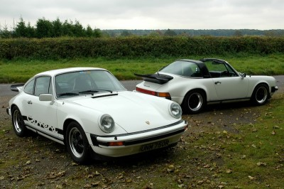 Porsche 911 Coupe vs Targa Comparison Review