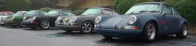 Nielsen's R Gruppe Porsche 911 pair