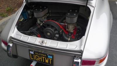 Tilton's R Gruppe Porsche 911 engine