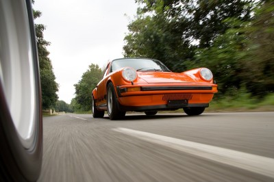 Orange Porsche 911 World feature 10