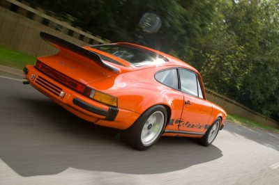 Orange Porsche 911 World feature 11