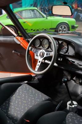 Orange Porsche 911 World feature 3