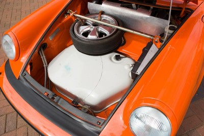 Orange Porsche 911 World feature 5