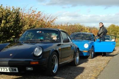 Porsche 911 SC versus 3-2 Carrera 5