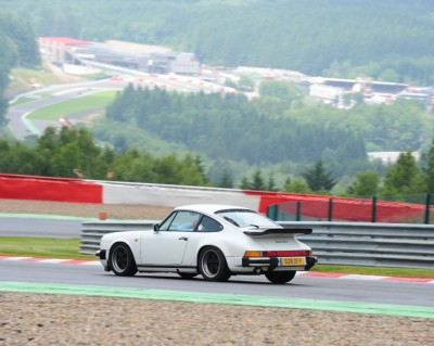 Classic Porsche Track Day at Spa Francorchamps