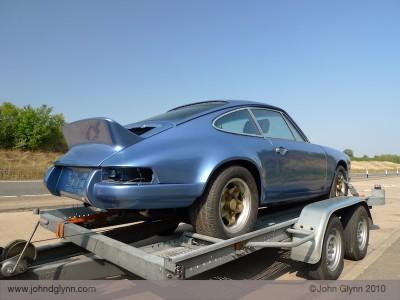 Ferdinand Magazine's Early Porsche 911 Project