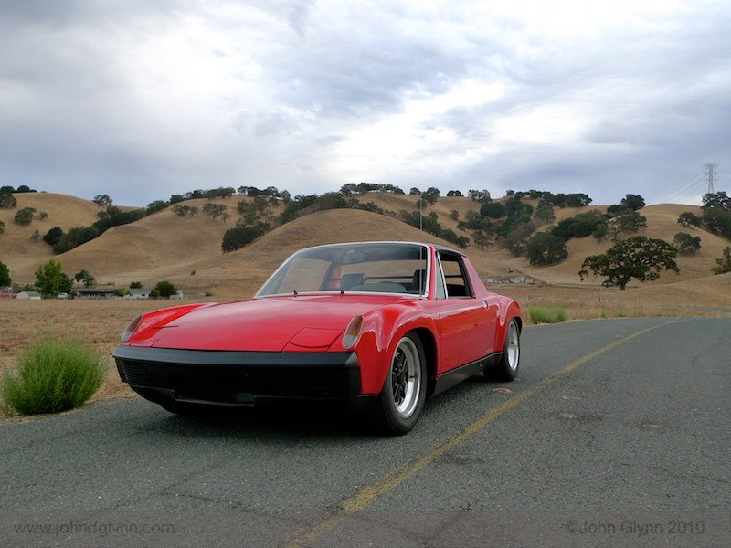 Porsche 914 V8 Engine Transplant Feature Ferdinand