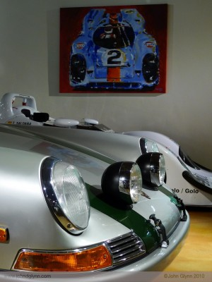 California Porsche Features Trip: R Gruppe, Canepa and more