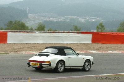 Classic Porsche Spa Track Day – few spaces left!