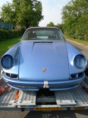 My Porsche 911T Project For Sale (Sold)