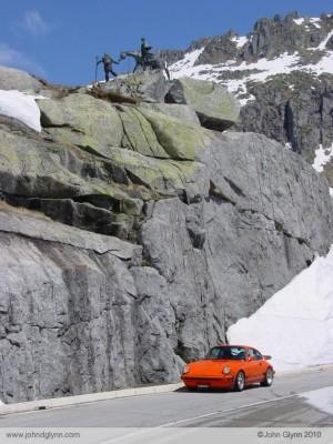 Porsche R Gruppe Road Trip Europe