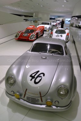 Porsche Museum Photography with Leica Camera