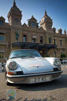 Classic Porsche in Monaco