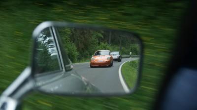 R Gruppe Europe Porsche Road Trip: Carrera PanEuropeana