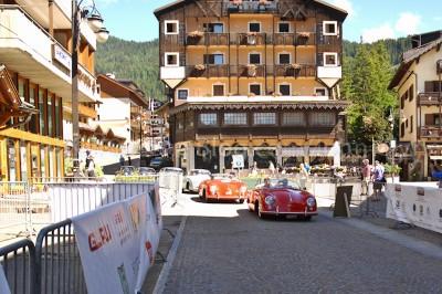Porsche 356 Road Trip Brescia-Campiglio