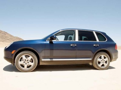 Buying a used Porsche Cayenne