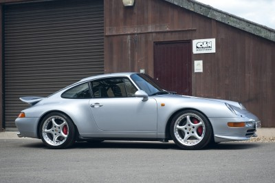 Feature Porsche 993 with RS bits and Cup engine for sale