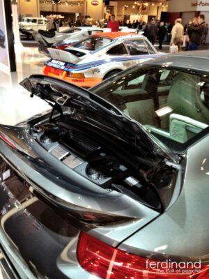 Porsche 991 duck tail