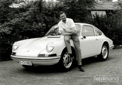 The King is Dead: RIP Ferdinand Alexander Porsche