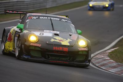 Manthey Porsche Fastest in Q1: Nurburgring 24-Hour