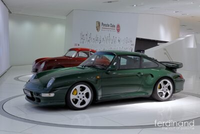 Porsche Club Museum and 911 Anniversary Coupe