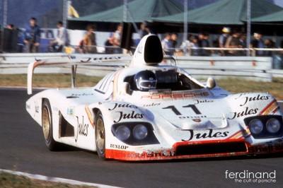 1981 Le Mans 24-Hour: Porsche 936 Video