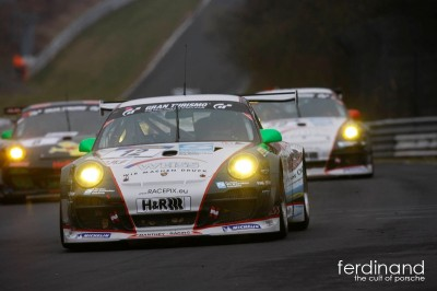 Manthey Porsche N24: R not RSR for 2012 Nurburgring