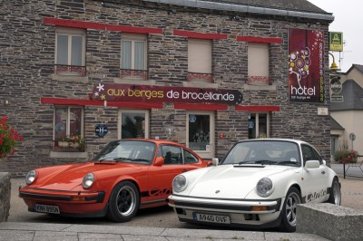 French breathalyser rules Porsche
