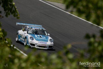 Porsche Supercup Hungary: Rast Baffles Rest