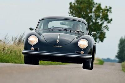 Porsche 356 stolen at the Nürburgring