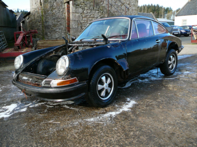 First LWB Porsche 911 sells on eBay