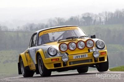 Tuthill Porsche wins 2012 Belgian Historic Rally Championship