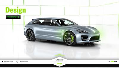 The Future of Porsche: Panamera Sport Turismo