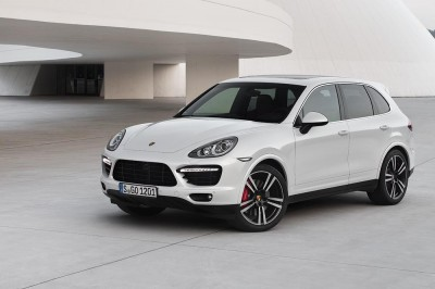 2013 Porsche Cayenne Turbo S launch