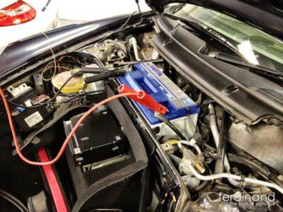Porsche 997 wiring fault repairs
