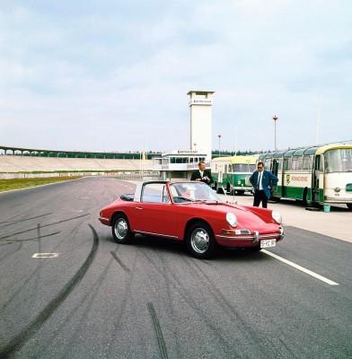 Amelia Island Concours features the Porsche 911
