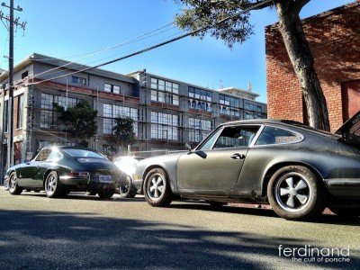 EASY RGruppe Porsche Meet San Francisco
