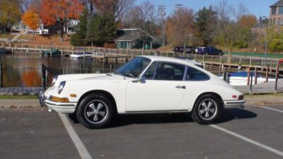 Holly and The Ivory: Driving Dad's Porsche 912