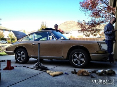 Porsche 912 Decompression