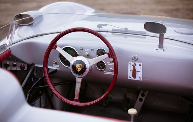 Gooding Record Auction Price Porsche 718 Rsk Spyder