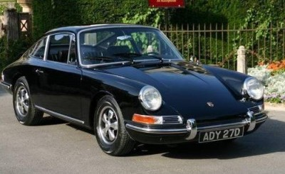 Record-Price Porsche 912: Surprising Lost History