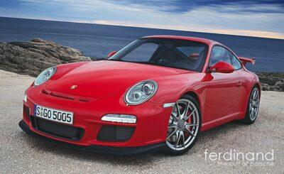 Porsche 911 GT3 centrelock hubs
