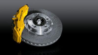 Video: How Ceramic Porsche Brake Discs are made