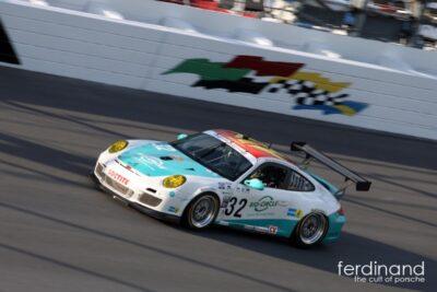 Porsche Pole Daytona 24 2013 2