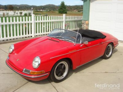 Ryan 1966 Porsche 912 Speedster (1)
