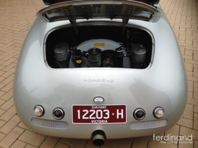 Stewart Webster Porsche Roadster 4