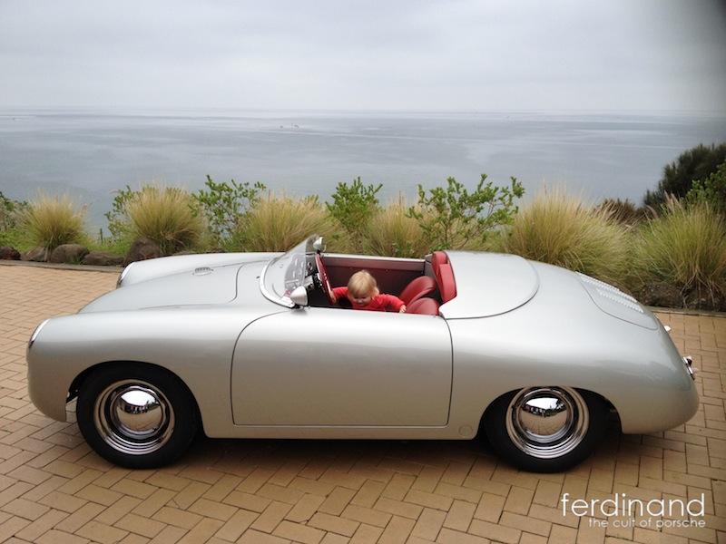 Australian 1960 Porsche 356 Outlaw Roadster Ferdinand