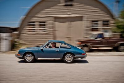 WEVO Porsche 912 James Lipman