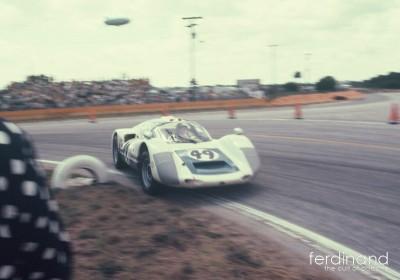 Sebring Porsche 906 photo mystery solved
